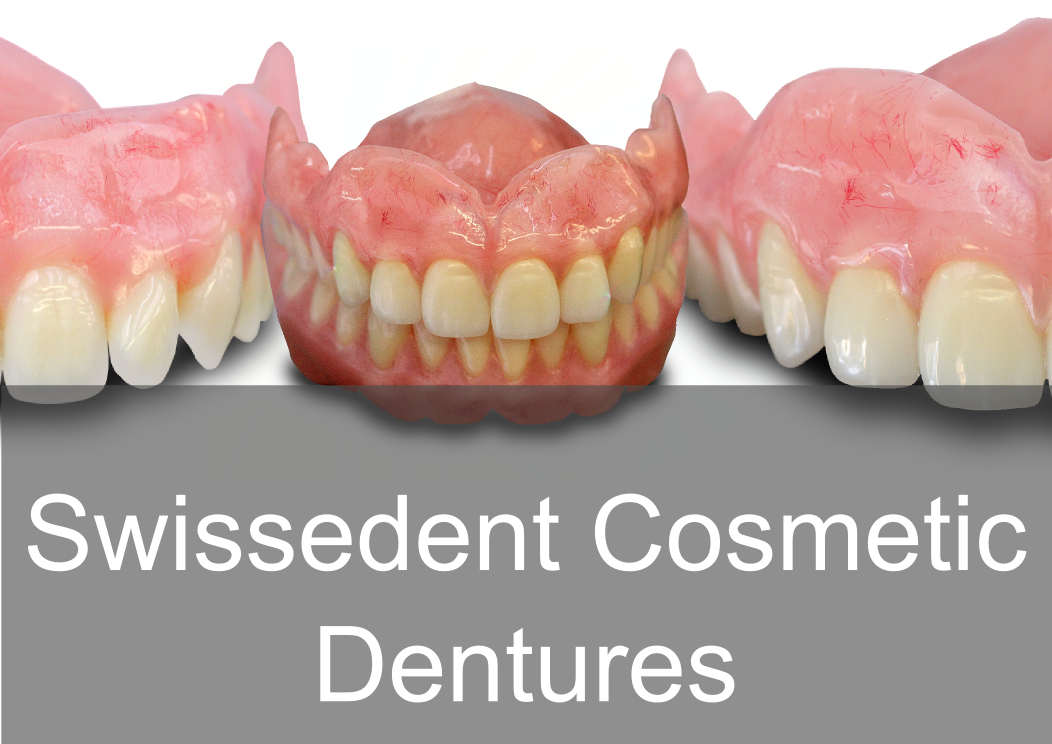 Pirvate Swissedent Cosmetic Dentures at Swissedent Denture Clinic in London UK